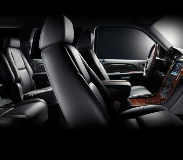 luxury SUV service las vegas